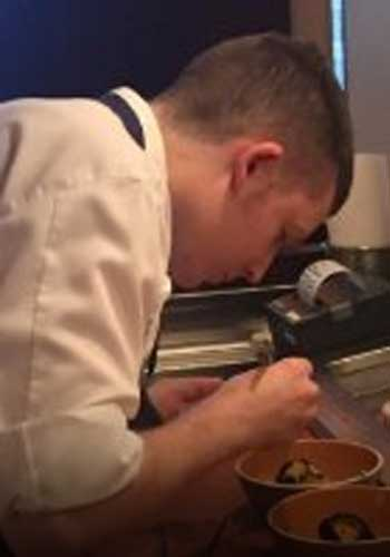 Patrick LeBeau - NoMI Kitchen